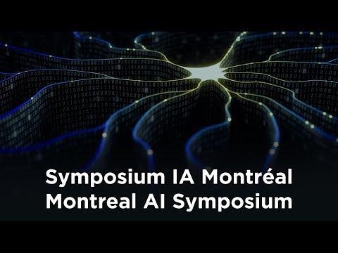 Symposium IA Montréal  séance du matin  morning session