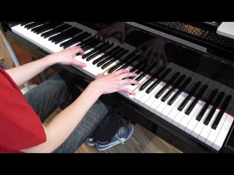 Poets of the Fall - Carnival of Rust (Piano Cover)