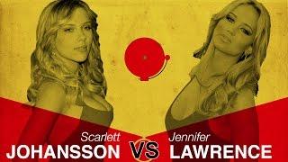 VS. - Scarlett Johansson vs. Jennifer Lawrence