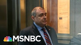 Lev Parnas Implicates Donald Trump, Mike Pence, William Barr, Rick Perry | Morning Joe | MSNBC