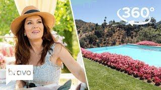 360 VR Exclusive: Inside Tom Schwartz and Katie's Engagement Party | Villa Rosa, Part 4 | Bravo