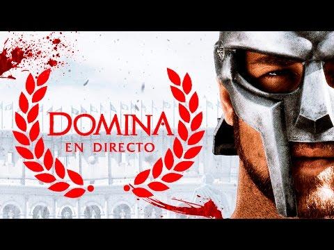 Arena y sangreeee!!!!!   DOMINA   Gameplay Español