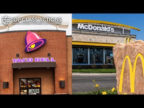Fast Food Giants Overcharging Customers For Certain Menu Items