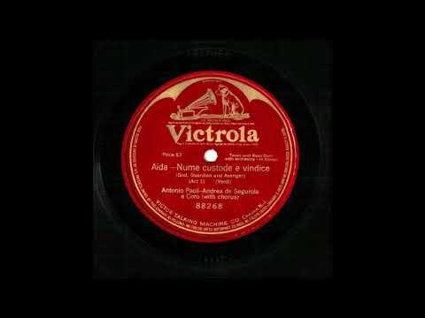 "Giuseppe Verdi: ""Aida"" - Nume Custode E Vindice."