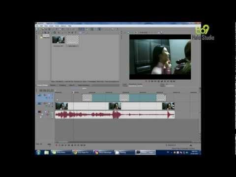 Sony Vegas Pro Hướng dẫn chèn Text vào video