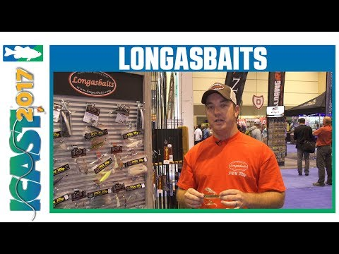 Longas Baits PDL Rig and PDL Heads w. Justin Parchman | ICAST 2017