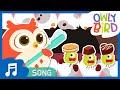 Brush Your Teeth   Tooth Brushing Song   Nursery Rhymes   OwlyBird   Kids Songs