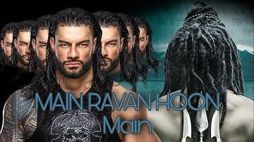 Ravan RAVAN Hoon Main - WWE Roman Reigns