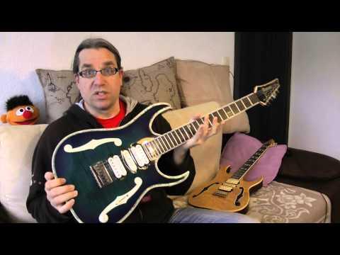 Eure 5 Minuten: Hat das Holz einer Gitarre Auswirkungen auf den Sound? - Meine Meinung