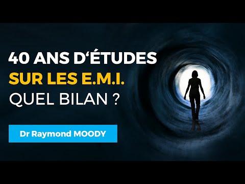 Raymond MOODY : Quarante ans d'études des frontières de la Vie : quel Bilan ?