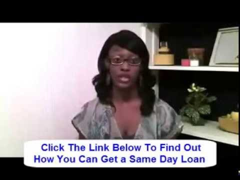 Payday Loans Cash Advance Review Bad credit Same Day Loans from YouTube · Duration:  1 minutes 25 seconds  · 1,000+ views · uploaded on 1/16/2014 · uploaded by Tôi Yêu Xe +