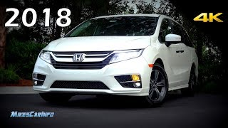 2018 Honda Odyssey Touring - Ultimate In-Depth Look In 4K