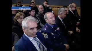 Леонид Байсаров провёл встречу