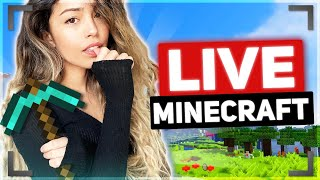 🔴LIVE! minecraft with shaders!