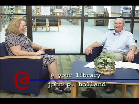 @ Your Library - John P. Holland: Father of the Modern Submarine