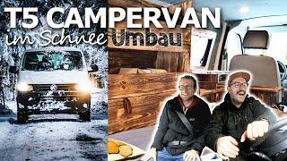 VW T5 4Motion OFFROAD CAMPERVAN Spaß im Gelände | DIY Umbau