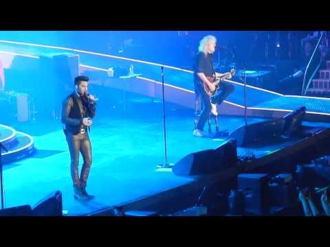 Queen + Adam Lambert - Save Me - Tauron Arena Krakow 02/21/2015