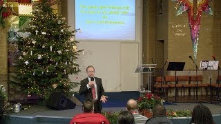 Jesus' Birth - Luke 2:1-20 - David Wise