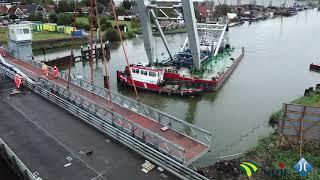 Janson Bridging Westknollendam