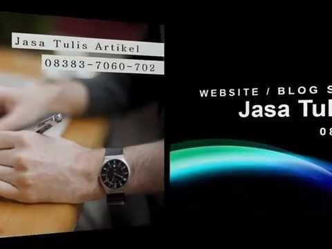 jasa tulis artikel bahasa indonesia di jakarta