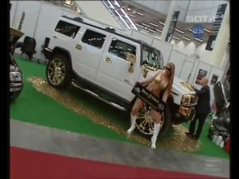 real gold gold plated hummer h2 wwwrealgoldde youtube