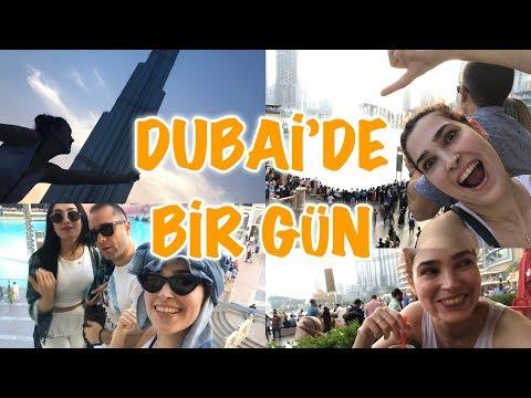 Dubai'de Bir Gün 🐫☀️🕌