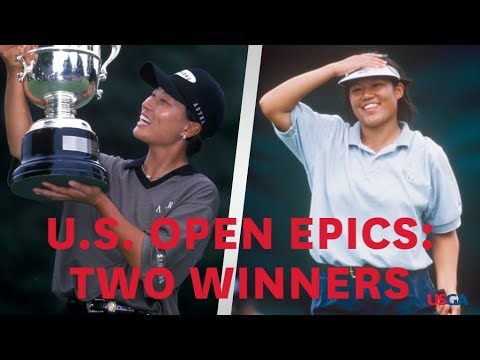 U.S. Open Epics: Two Winners