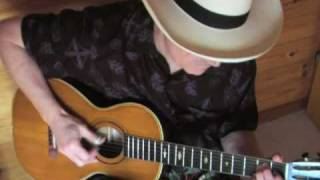 Rocks and Gravel - Acoustic Fingerpicking Blues - Mance Lipscomb
