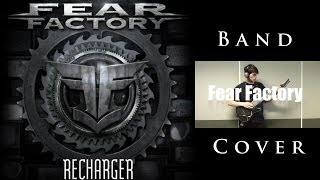 FEAR FACTORY - Recharger (Band Cove...