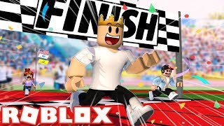 WORLD RECORD SPEED RUN IN ROBLOX | Roblox - Speed Simulator 2