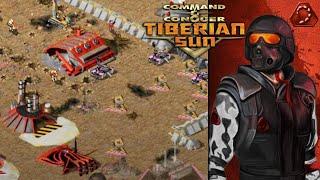Tiberian Sun Online - Bad start, Sweet win - Visc game