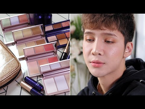 Trying the VT x BTS makeup + Review