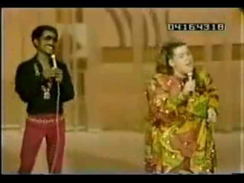 Sammy Davis And Mama Cass Youtube 89