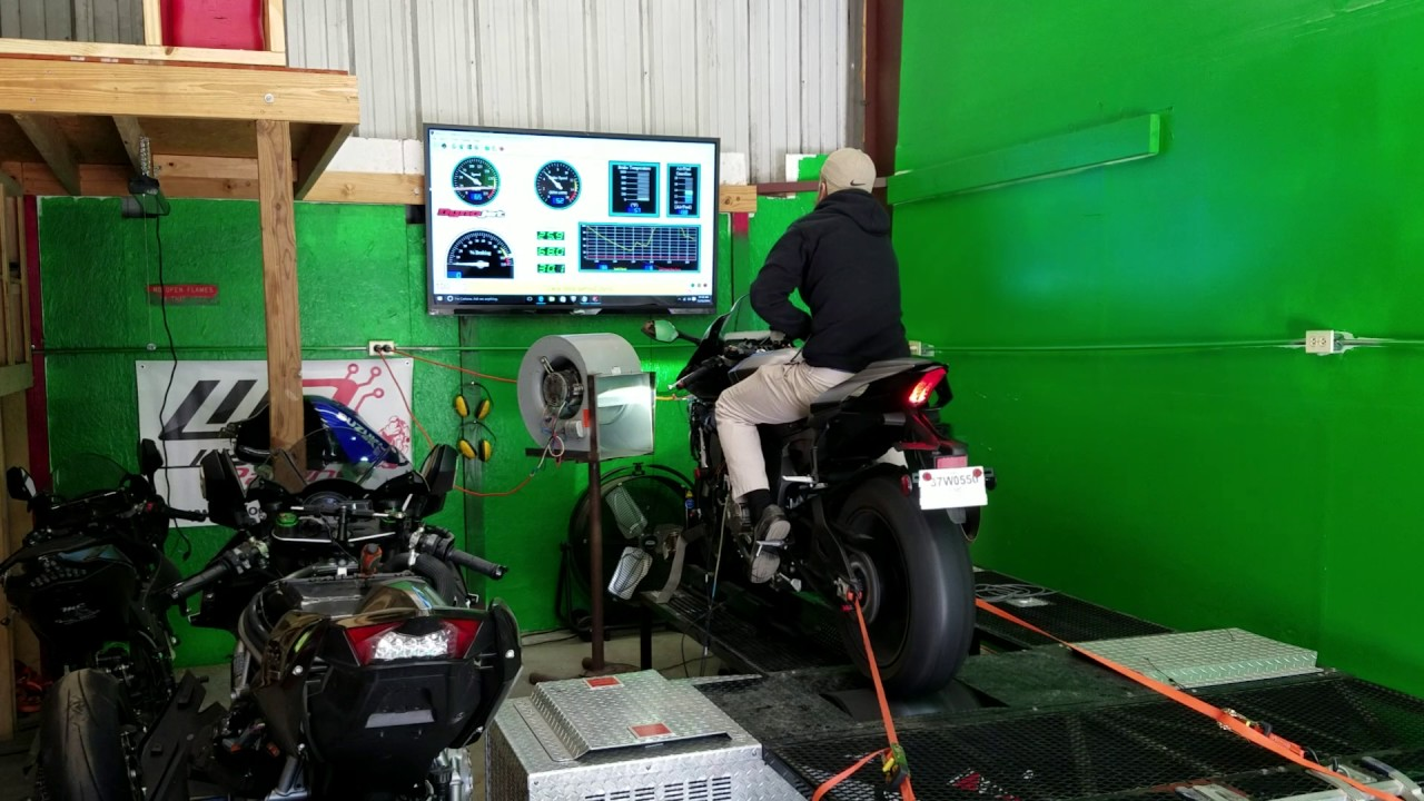 2016 R1 ECU Flash Tune/Map + Dyno