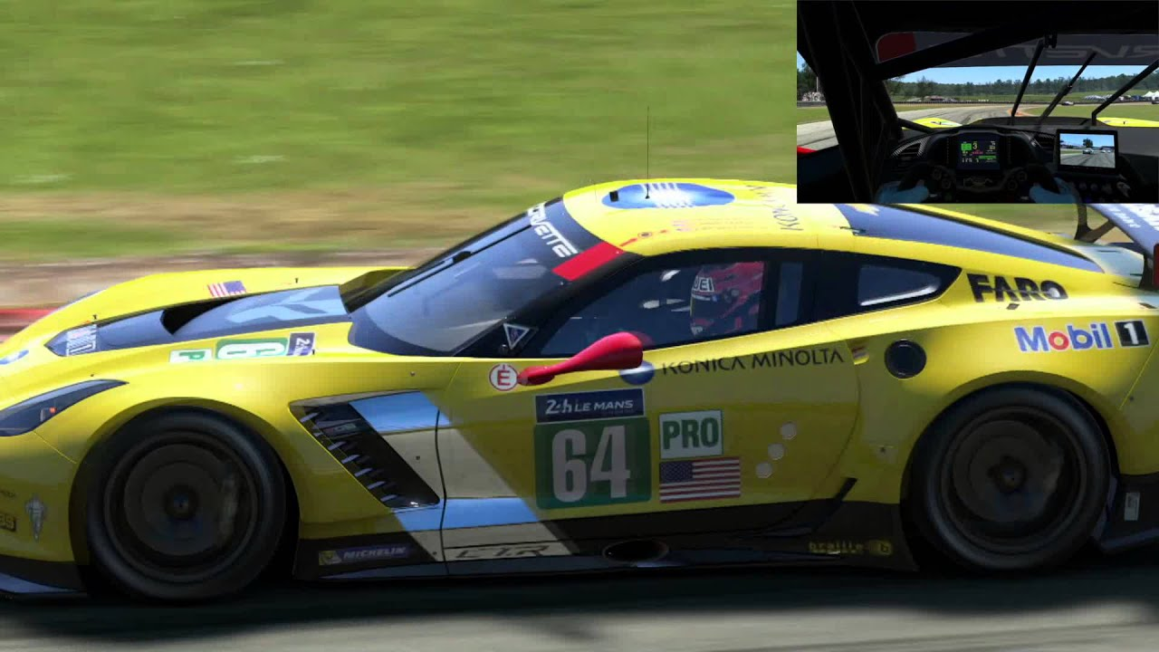 Project Cars Us Race Car Pack Dlc All Cars In Action