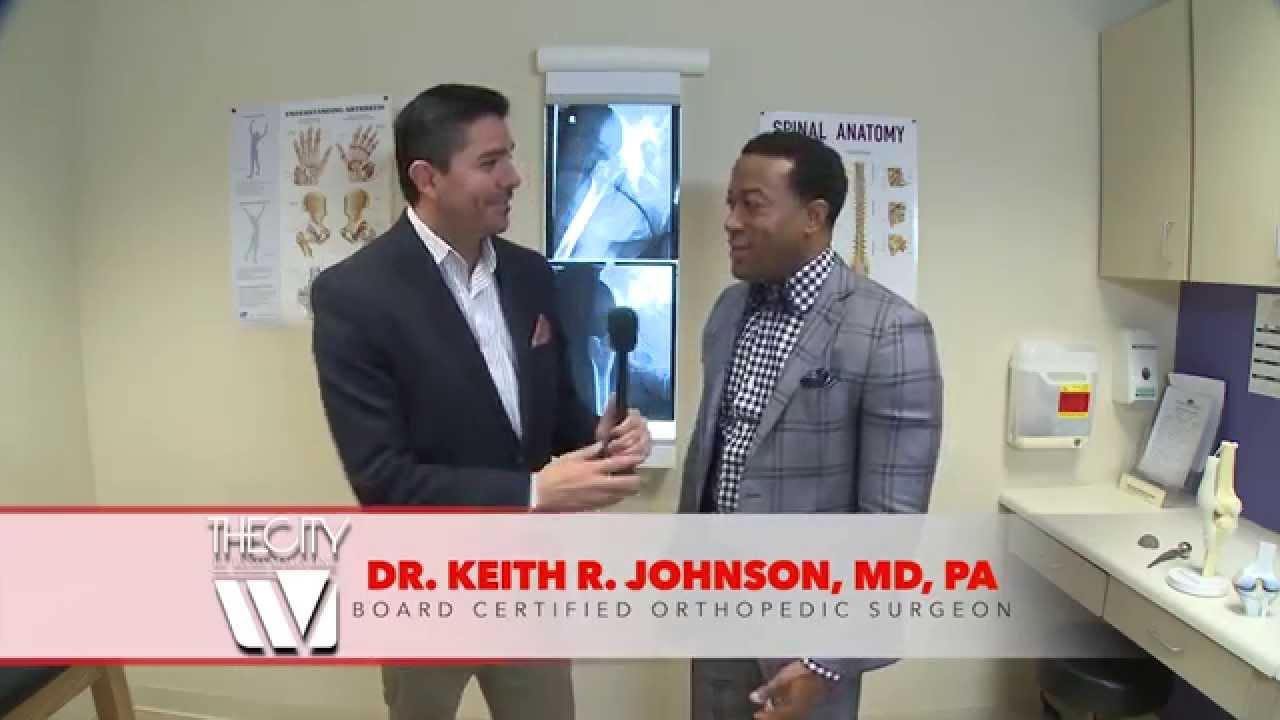 Dr Keith R Johnson Orthopedic Surgeon El Paso Youtube