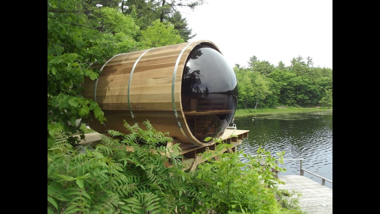 Sauna video