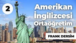 Amerikan İngilizcesi - Orta Seviye