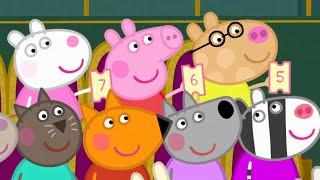 Свинка Пеппа на русском все серии подряд | Пеппа идет в театр | Мультики