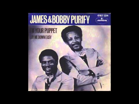 I'm Your Puppet - James & Bobby Purify (1966)  (HD Quality)