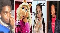 Kodak black exposed TI sons as Homosexuals everybody do Tiny look like miss PIGGY?