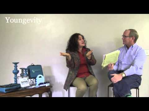 Youngevity Oils Training with Keith Halls and Leiann King