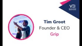 5 Questions with ... Tim Groot, CEO, Grip