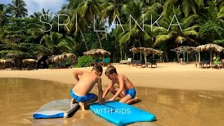 SRI LANKA: Beaches and historical places 2016 | GoPro (HD)
