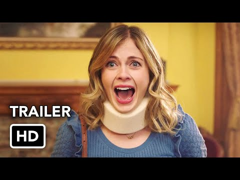 Ghosts (CBS) Trailer HD - Rose McIver comedy series