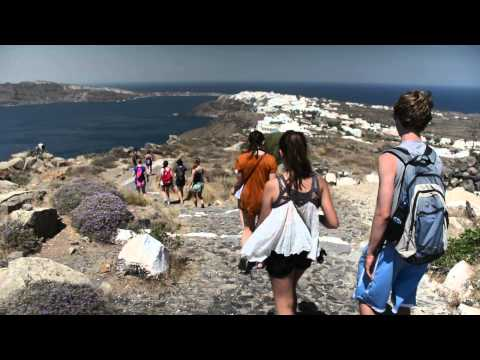Student Travel: Athens, Greece and the Islands