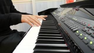 G.E.M - 喜歡你 (原唱: 黃家駒) - Piano