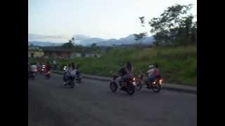 Caravana de los Borrachos 31-12-2012, Santa Ana - Edo. Táchira