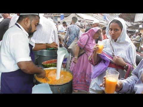 1000 Glass Finished within an Hour | Watermelon Milk Sharbat 25 rs | Mumbai Street Food