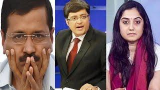 BJP's Spokesperson THRASHES Arvind Kejriwal in Newshour Debate thumbnail